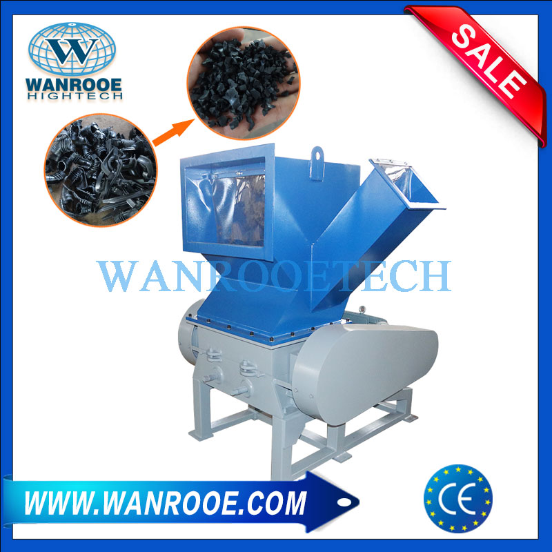 Rubber Crusher, Tire Crusher, Rubber Granulator, Tire Granulator, Rubber Crushing Machine