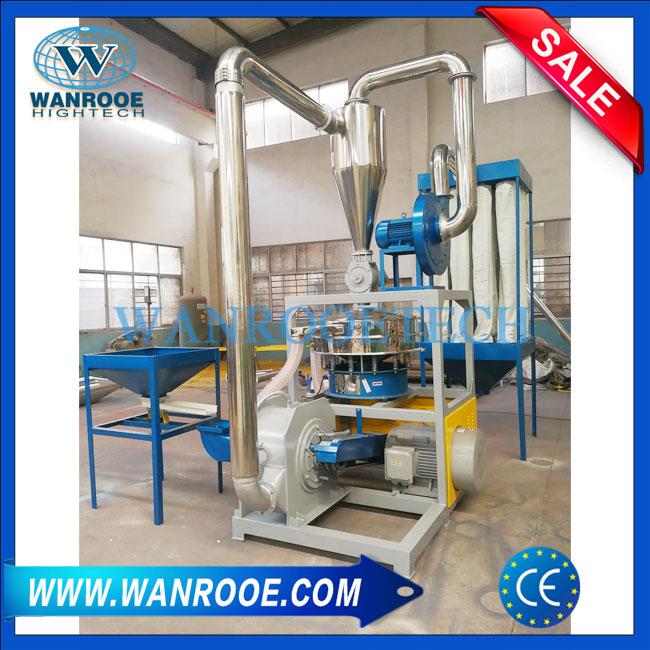 PVC Pulverizer, PVC Powder Making Machine, PVC Miller, PVC Pipe Pulverizer, PVC Grinder