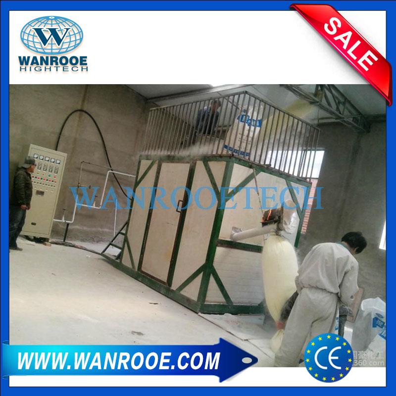 Cryogenic Food Industry Nylon Cryogenic Cooling Pulverizer