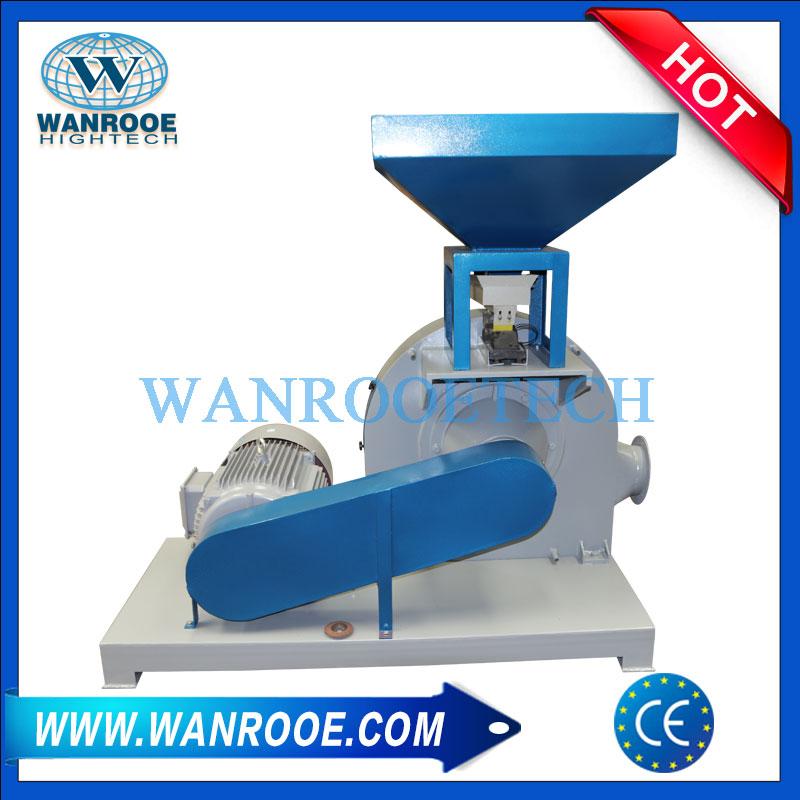 PP PE HDPE PET LLDPE Plastic Pulverizer