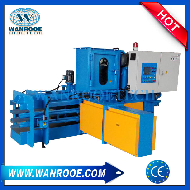 waste carton baler, waste paper cardboard, waste box, hydraulic baler, hydraulic baling machine