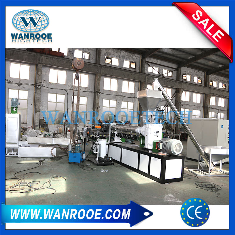 plastic pelletizer machine,plastic crushed material pelletizing line,regrind plastic scraps pelletizing line,plastic regrind pelletizing machine