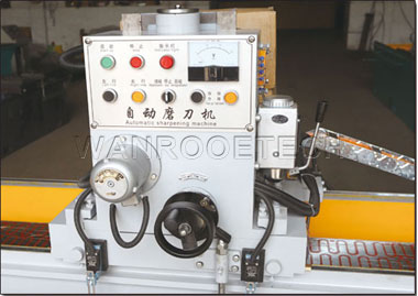 Industrial Electromagnetic Sucker Crusher Blade Knife Grinding Machine Control box