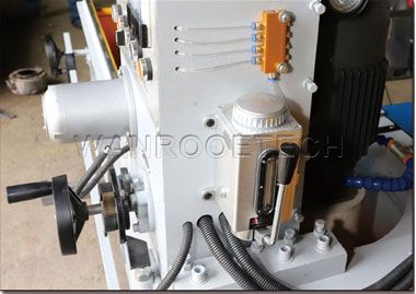 Industrial Electromagnetic Sucker Crusher Blade Knife Grinding Machine Manual quantitative refueling pump