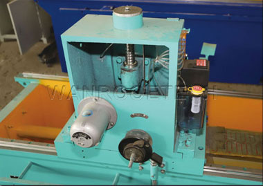 Industrial Electromagnetic Sucker Crusher Blade Knife Grinding Machine control system