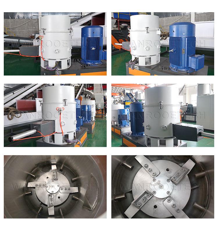 Plastic Film Agglomerator, Plastic Film Compactor, Lable Film Agglomerator, Lable Film Compactor, Plastic Compactor Machine