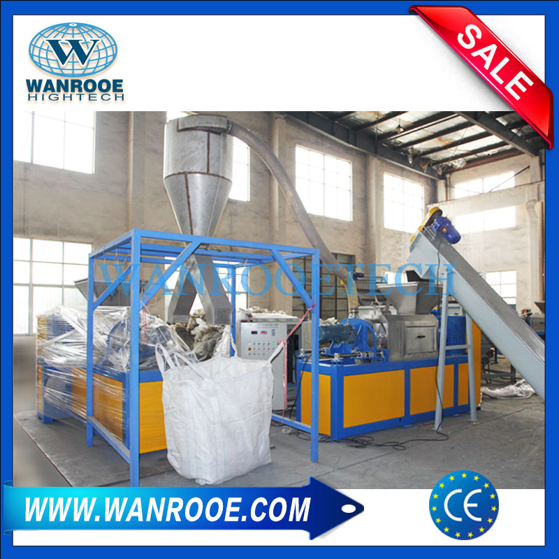 Plastic Film Squeezing Pelletizer, PVC Film Squeezing Pelletizer, PET Film Squeezing Pelletizer, BOPP Film Squeezing Pelletizer, Plastic Film Squeezing Pelletizer Drying Machine