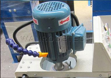 Plastic Crusher Grinder Granulator Knife Blade Sharpening Machine spraying nozzles