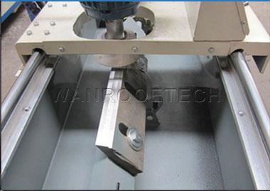 Plastic Crusher Grinder Granulator Knife Blade Sharpening Machine table