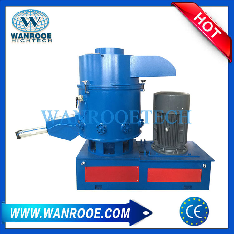 Non-woven And Melt Blowing Agglomerator Machine