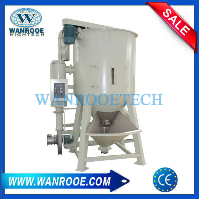 Plastic drying machine, Hopper dryer machine, Plastic material dryer, Lifting mixer dryer, Plastic dryer mixer machine