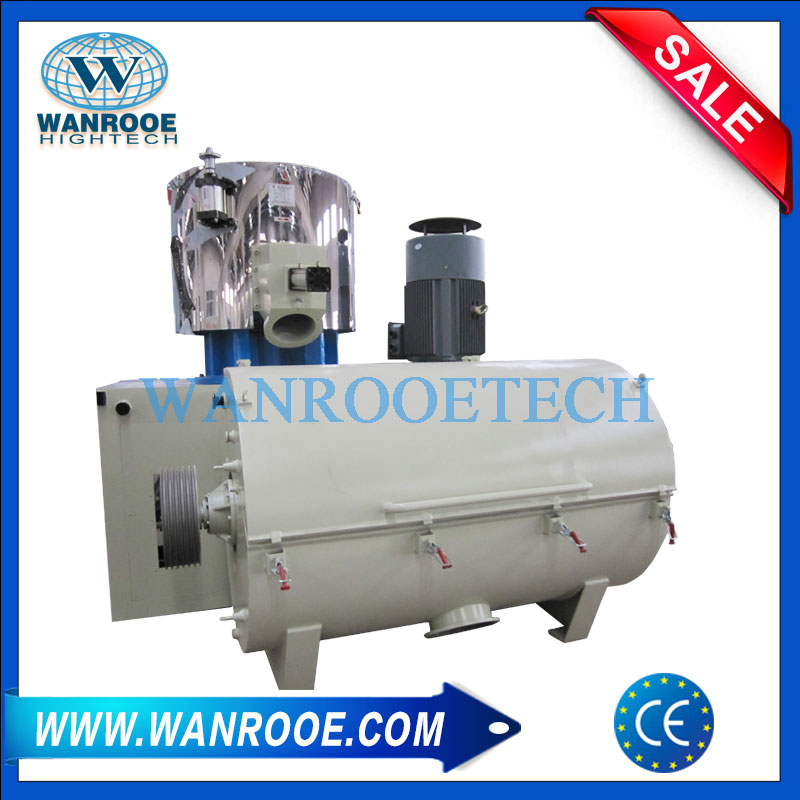 Plastic Rubber Chemical Industries High Speed Mixer
