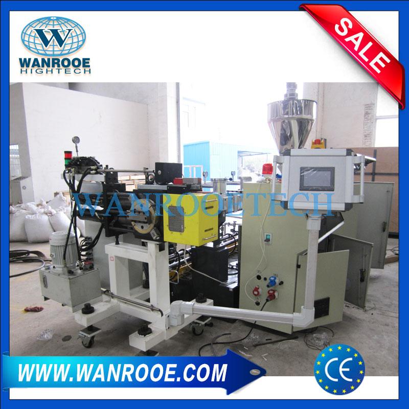 PET bottle recycling machine, PET bottle crushing washing drying recycling line