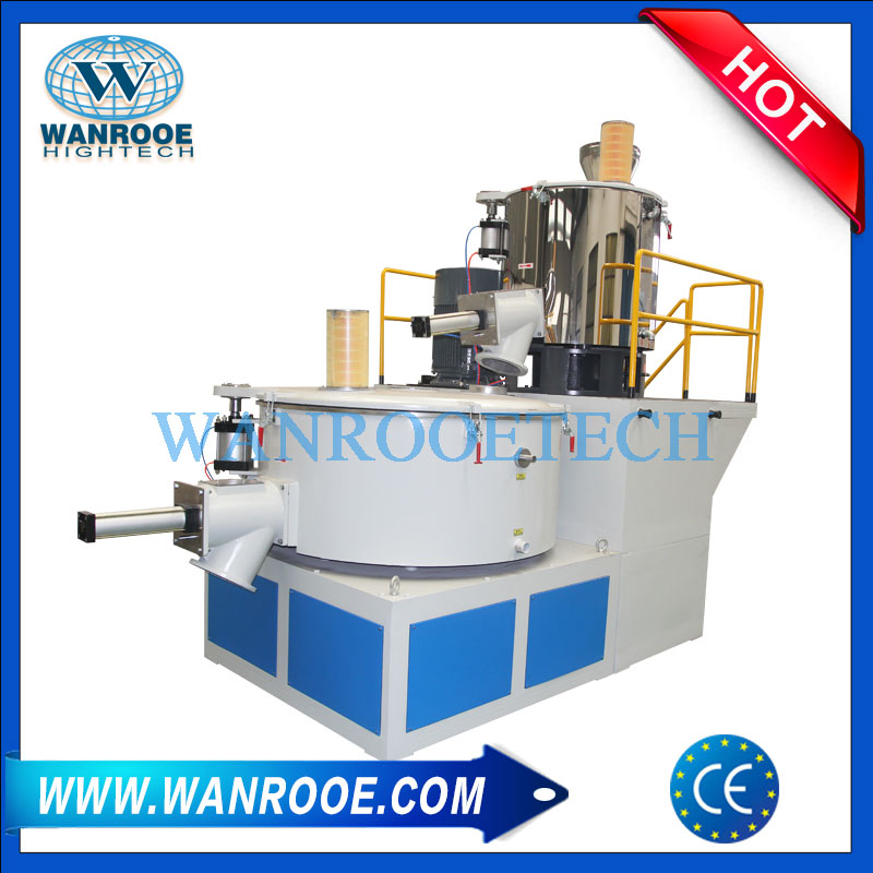 vertical mixing unit, PVC high-speed mixer, mixed system