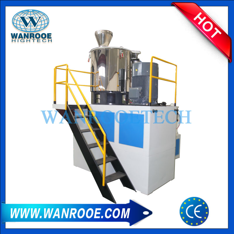 PVC Powder Material Automatic Compounding Mixing Feeding System