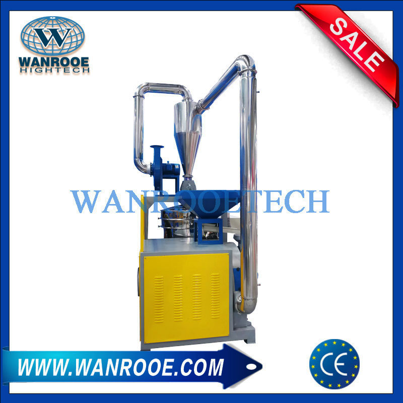 Rubber Wood Plastic Cowhide Pulverizer Machine