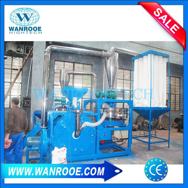 Powder making machine, Pulverizing machine, Plastic milling machine, Plastic powder grinder machine