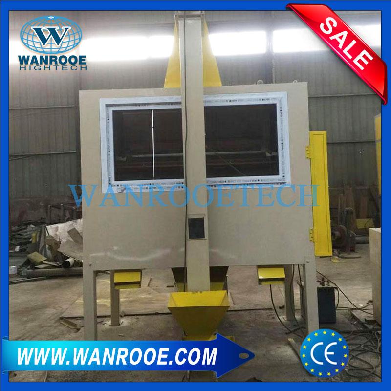 electrostatic separator, electrostatic separator for sale, electrostatic separation equipment, electrostatic separation machine
