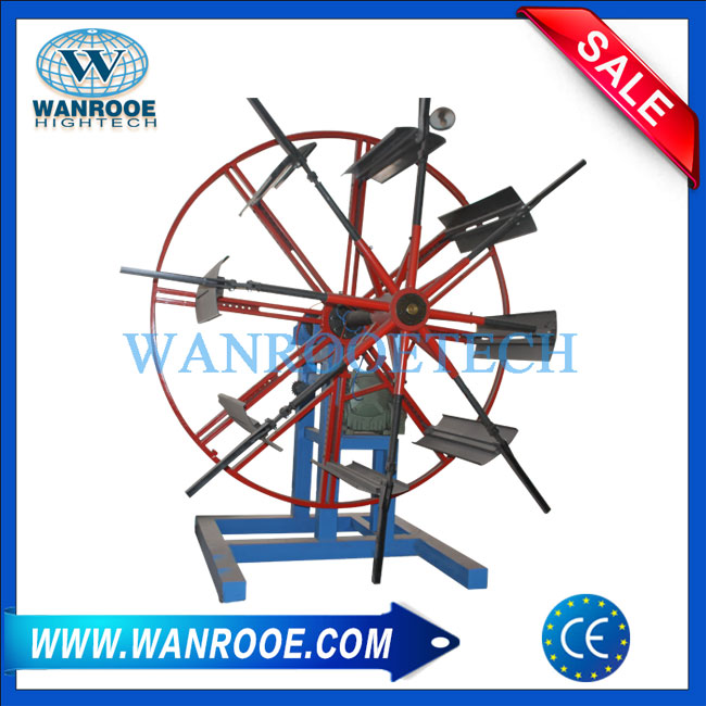 PPR pipe winder of PPR pipe extrusion line,PPR pipe winder of PPR pipe production line