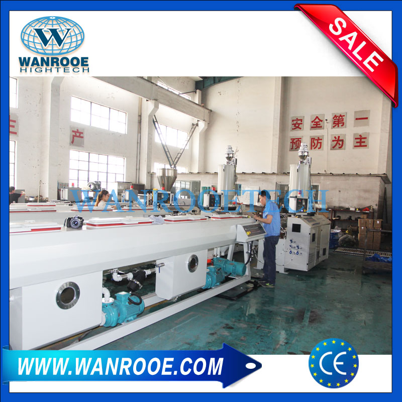 PPR pipe production line,PPR pipe extrusion line,PPR pipe machine
