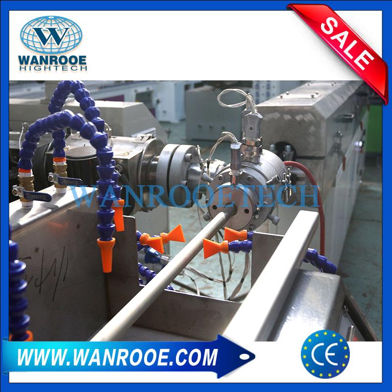 Plastic coating steel pipe extrusion line,Steel pipe production line, Steel pipe extrusion line