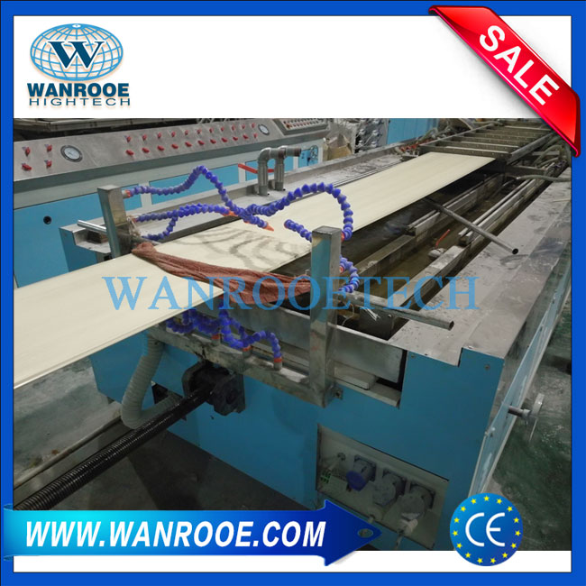 WPC sheet profile extrusion line,WPC profile production line,WPC sheet profile machine,WPC sheet profile extrusion machine