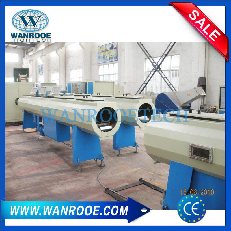PE pipe spray tank,HDPE pipe spray tank,PE HDPE pipe spray tank of PE HDPE pipe extrusion machine