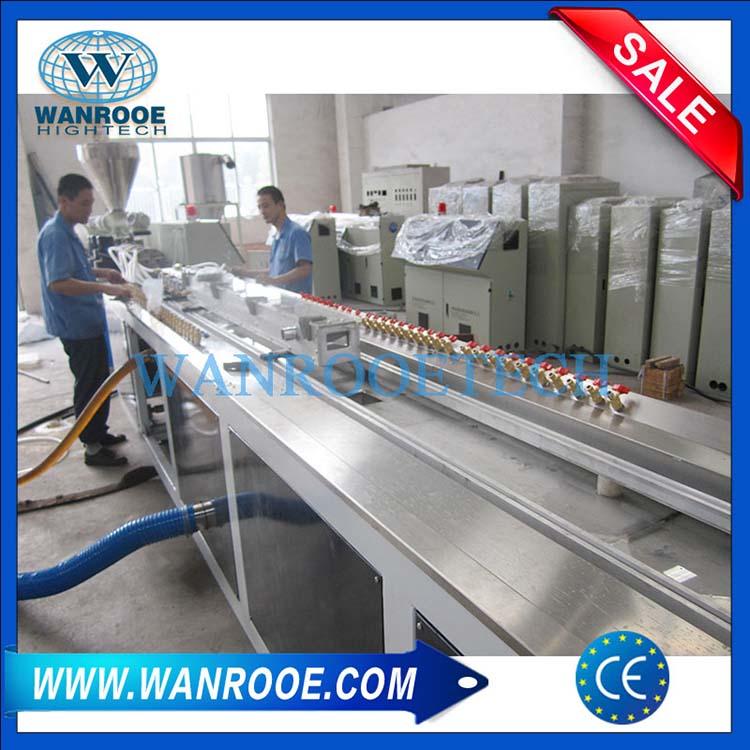 PVC profile extrusion line,PVC profile production line,PVC profile machine,PVC profile extrusion machine