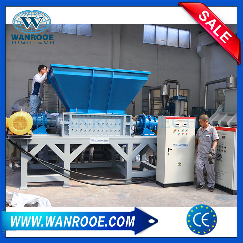 Air Conditioners Shredder, Copper Aluminum Radiator Shredder, Car Radiator Shredder, Waste Water Tank Shredder