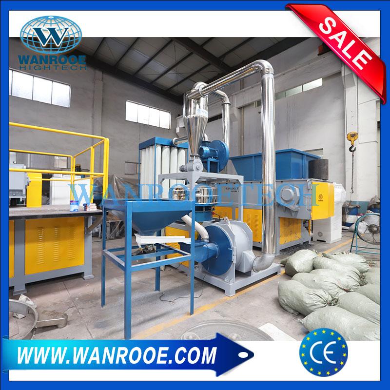 Fiberglass Pulverizer, Fiberglass Mill, FRP Pulverizer, FRP Mill, Plastic Pulverizer Machine, Plastic Mill Machine