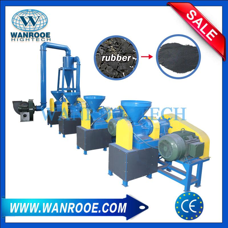 Rubber Milling Machine, Rubber Grinder Machine,Tire Milling Machine, Tyre Milling Machine, Tire Grinder Machine, Tyre Grinder Machine