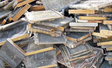 Radiator Recycling Line, Radiator Recycling Plant, Radiator Crusher and Separator, Radiator Shredder