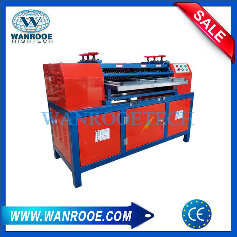 Radiator Separator Machine, Copper Aluminum Radiator Separator, Radiator Recycling Machine, Air Conditioners Separator, Wastewater Tank Separator