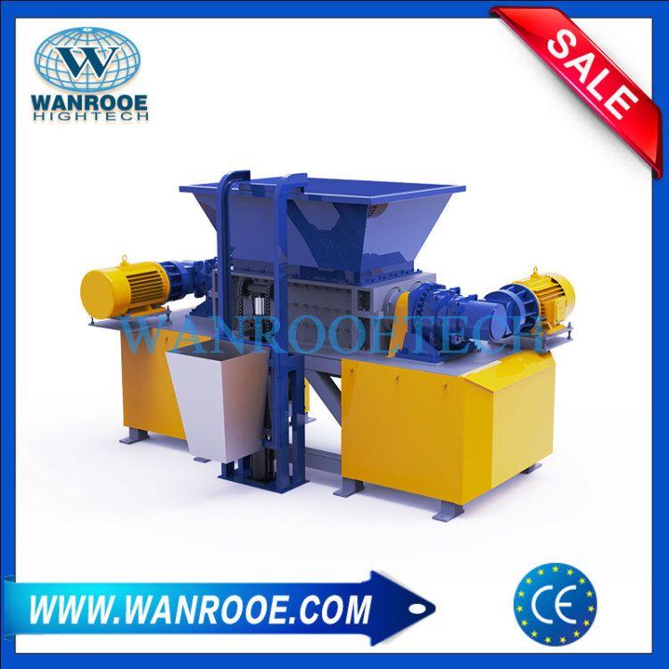 Hospital Waste Shredder, Medical Waste Shredder, Hazardous Scraps Shredding Machine, Waste Disposal Shredder, Medical Waste Treatment