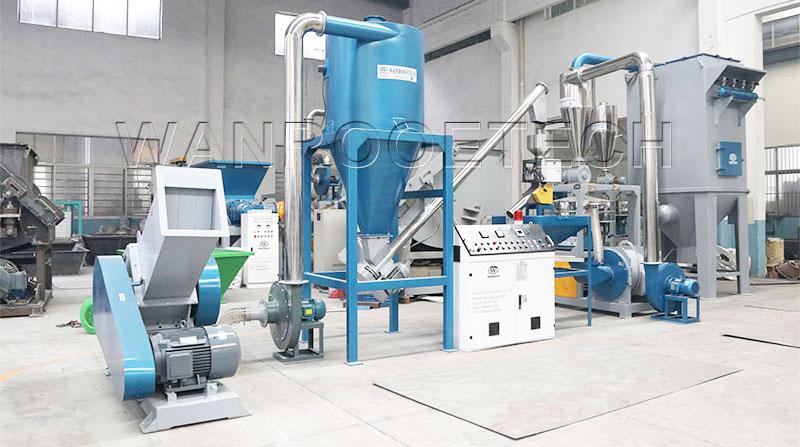 PVC Recycling, PVC Pipe Recycling, PVC Recycling Plant, PVC Recycling Machine