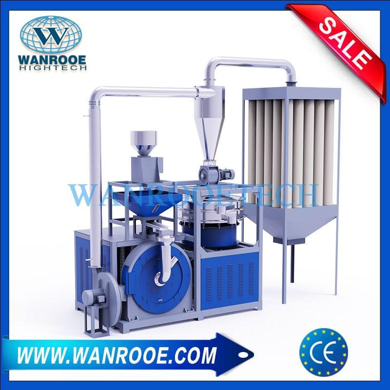 Plastic Pulverizer, PVC Pulverizer, Plastic Mill, Plastic Grinder, Plastic Pulveriser