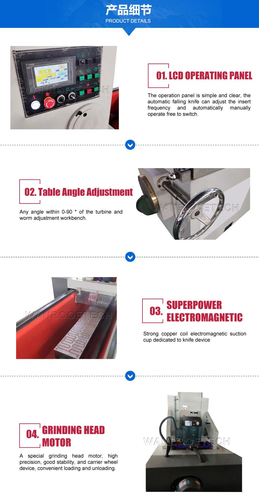 blade sharpening equipment, knife sharpener machine, blade sharpener machine, straight knife sharpener machine