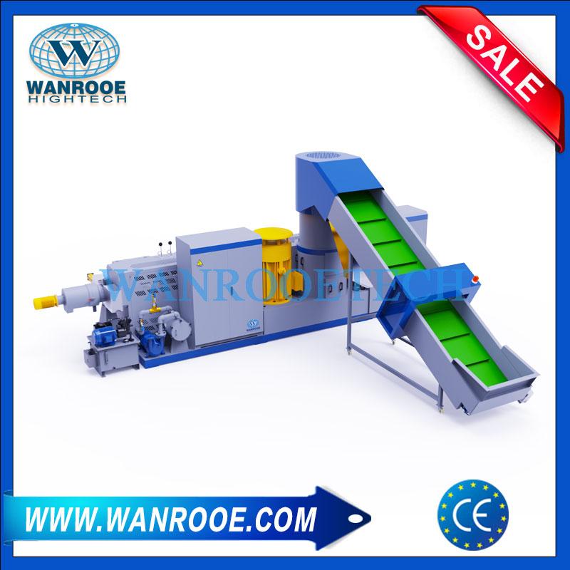 Plastic Pelletizing Machine, Film Pelletizing Machine, Woven Bag Pelletizer, Plastic Pelletizer, Compactor Pelletizing Machine