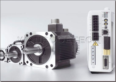 CNC Control System Straight Knife Grinding Machine motor