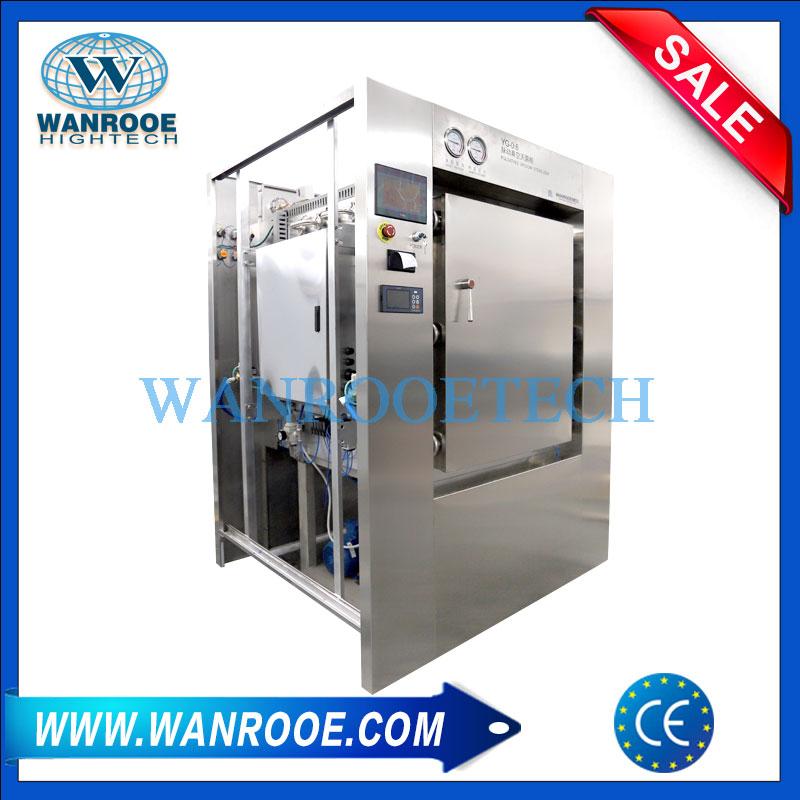 Medical Waste Autoclave Hospital Biohazardous Sterilizer For Sale